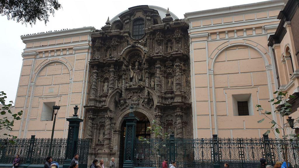 Iglesia de San Agustín Lima