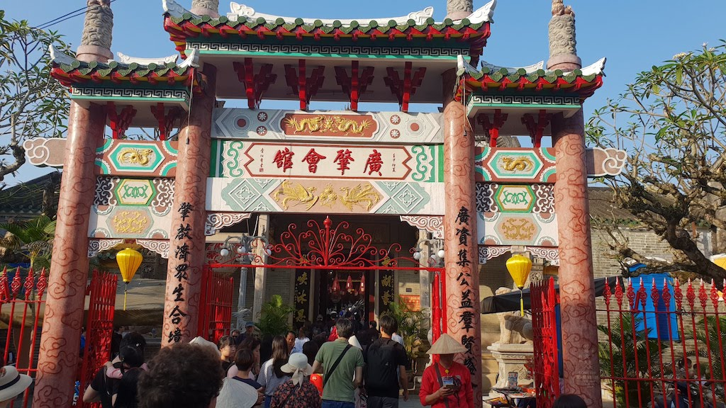 Temple de Quang Dong Hoi An