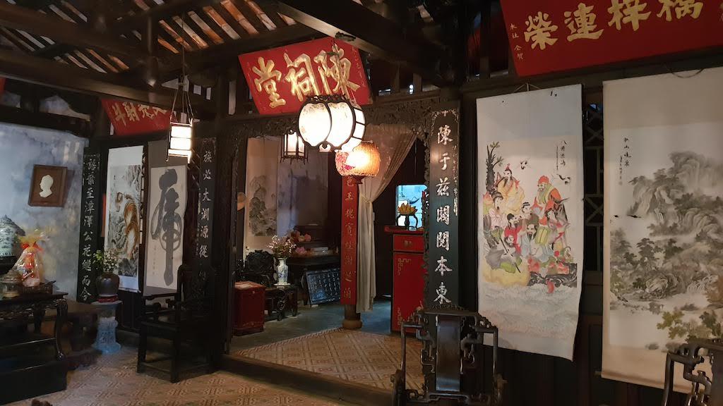 Maison chapelle Tran Hoi An