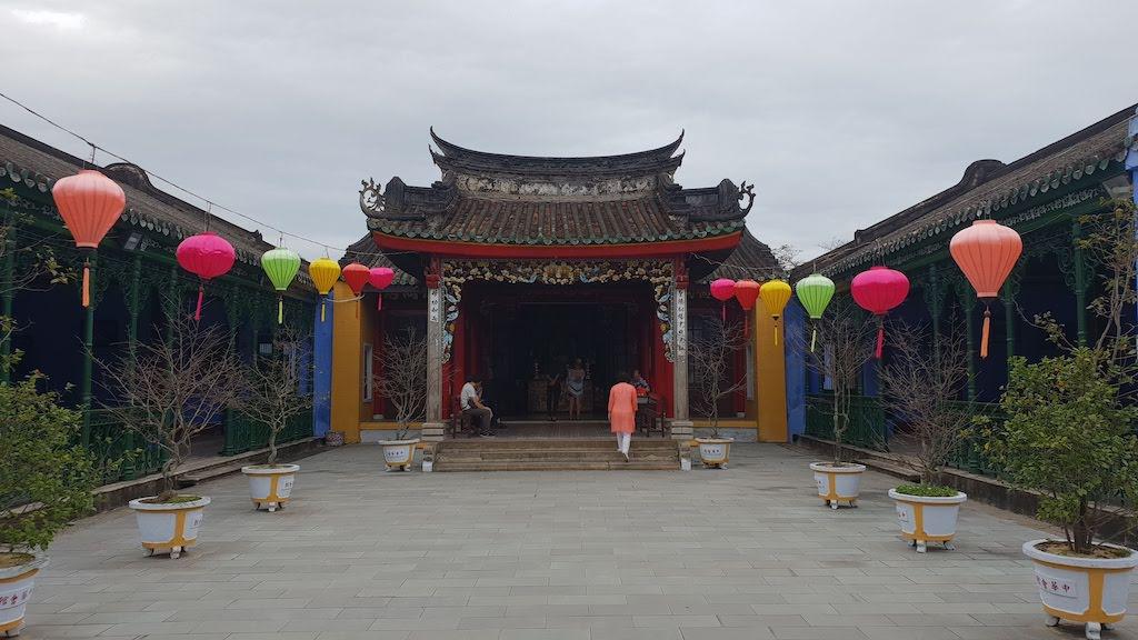 Temple Phuc Kien Hoi An