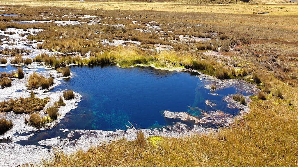 Lac de 7 couleurs Pastoruri