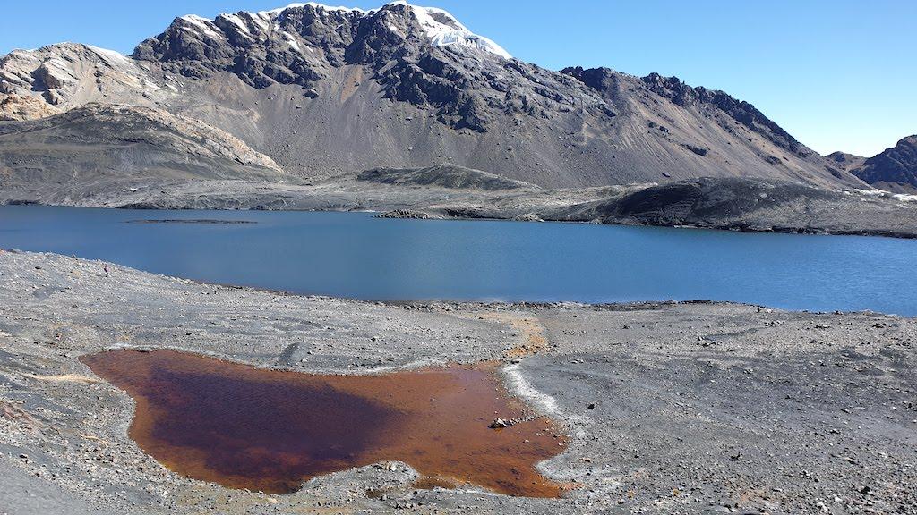 Glacier Pastoruri, excursion accessible depuis Huaraz