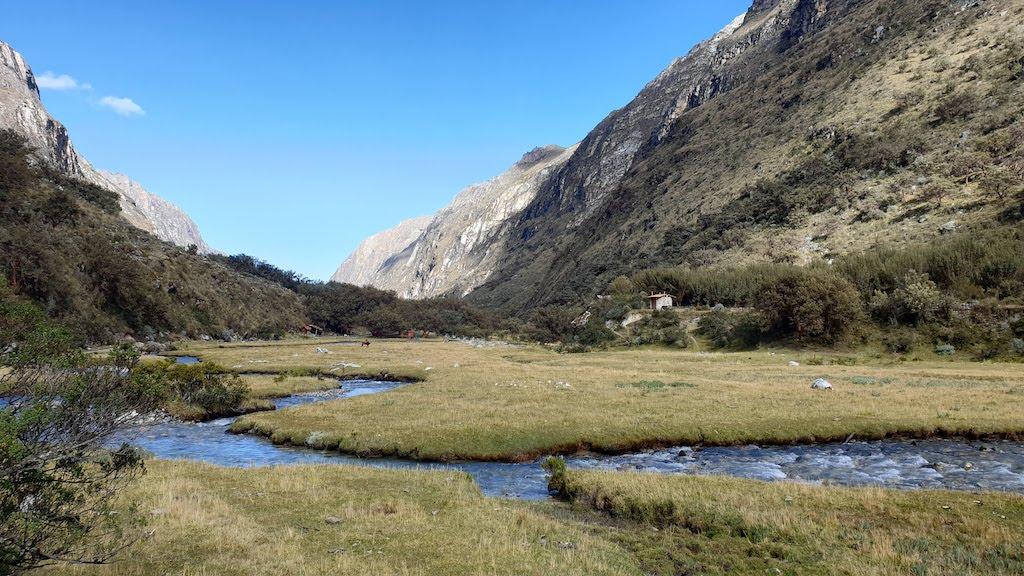 vallée Laguna 69 accessible depuis Huaraz