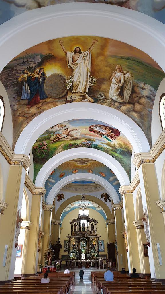 Basilique de Trujillo
