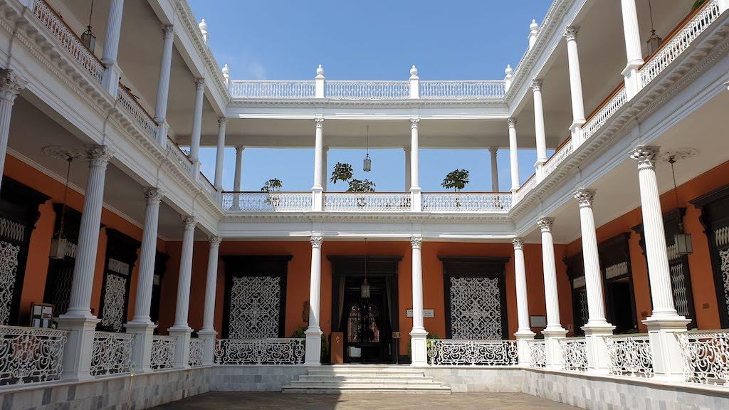 Palacio Iturregui Trujillo