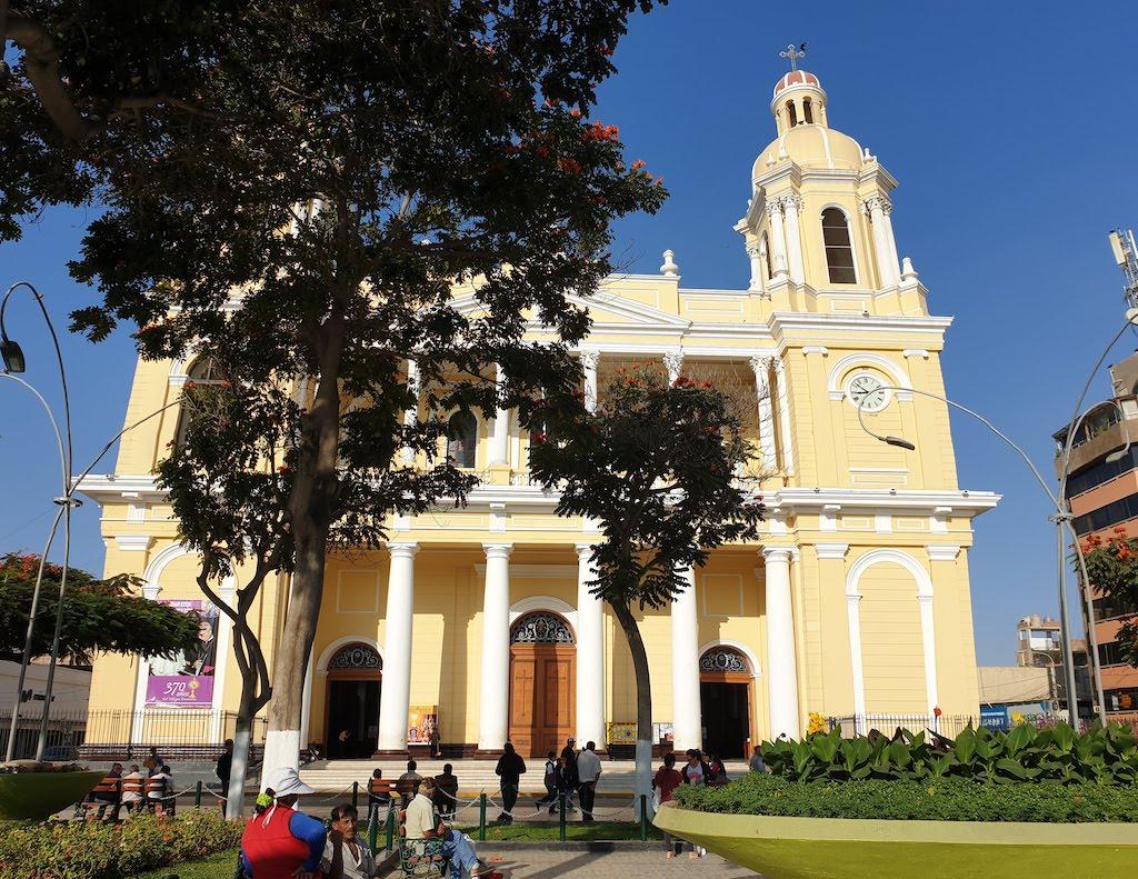 Cathédrale Santa Maria Chiclayo