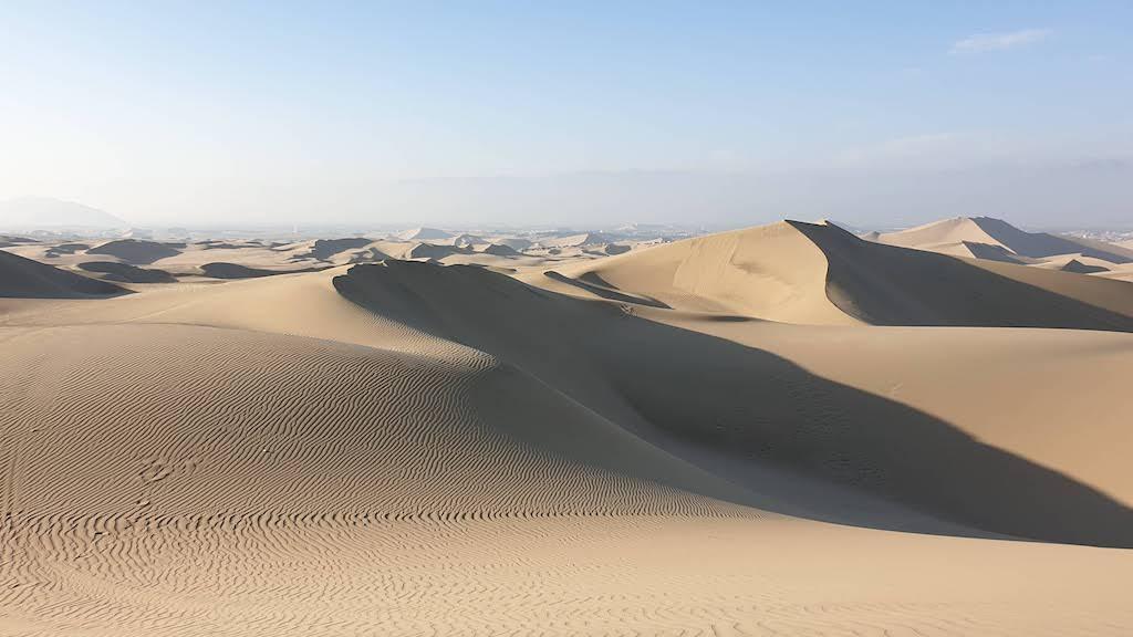 dunes oasis de Huacachina Pérou