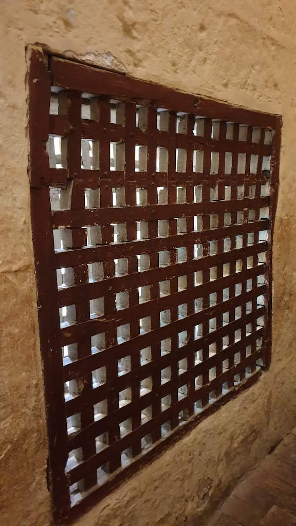 Couvent Santa Catalina parloirs Arequipa