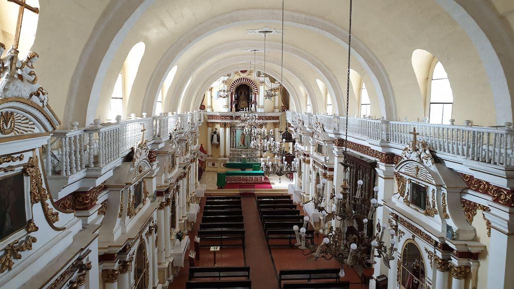 Couvent Santa Catalina église Arequipa