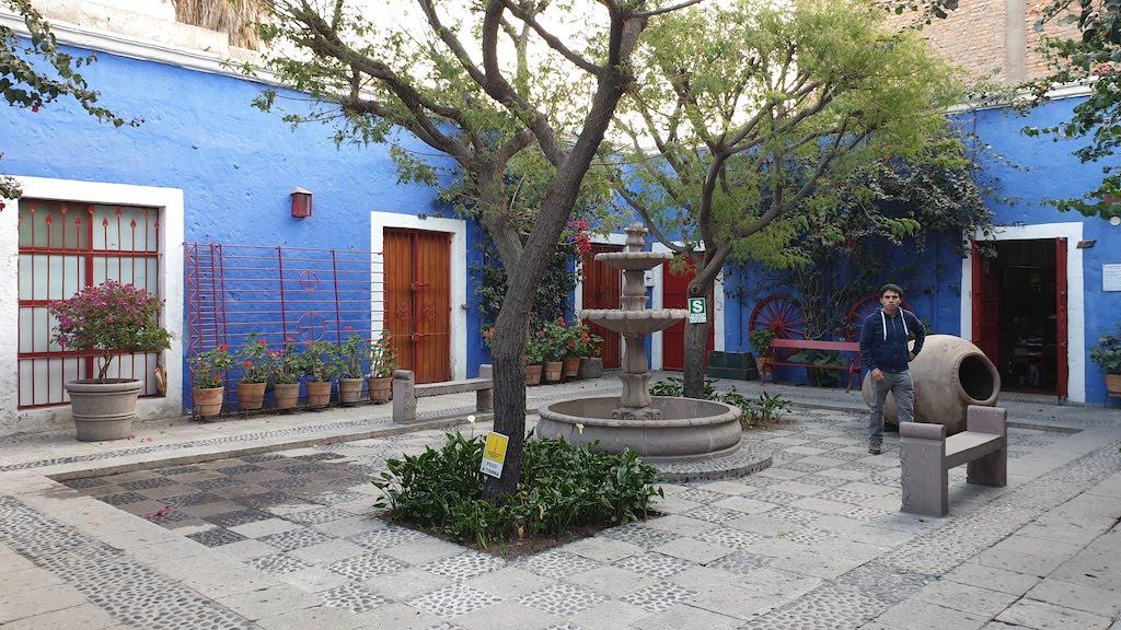 patio Arequipa