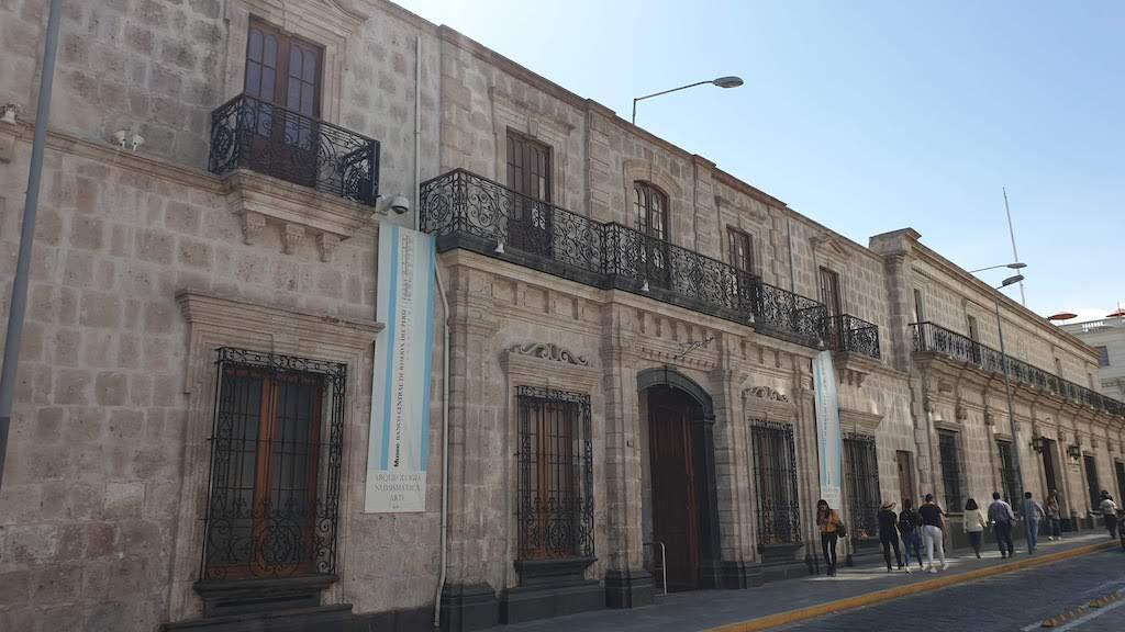 Casa Goyeneche Arequipa