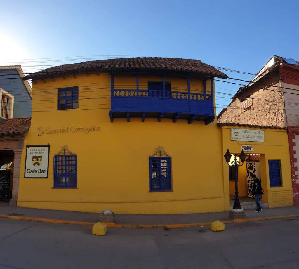 Casa del Corregidor Puno