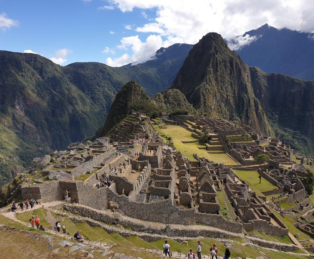 Machu Picchu, notre coup de coeur de notre itinéraire idéal de 4 semaines au Pérou