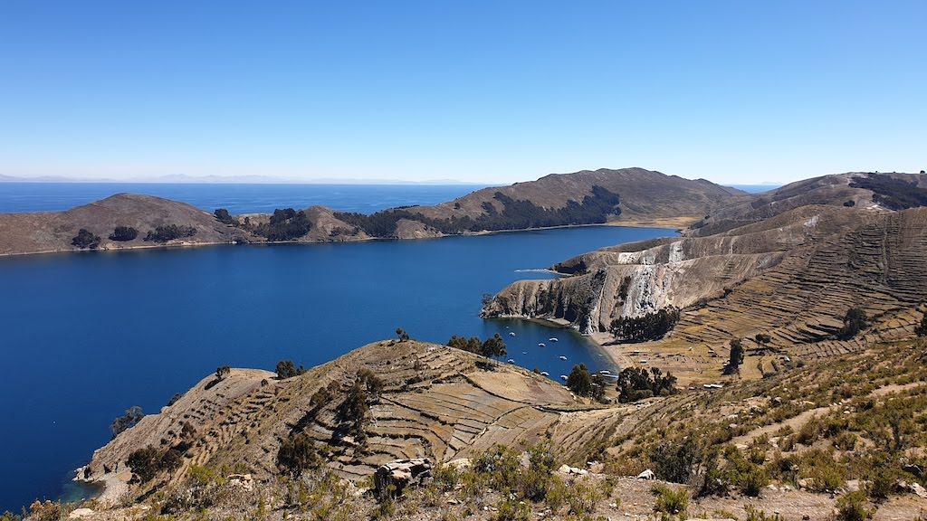 Isla del Sol lac titicaca