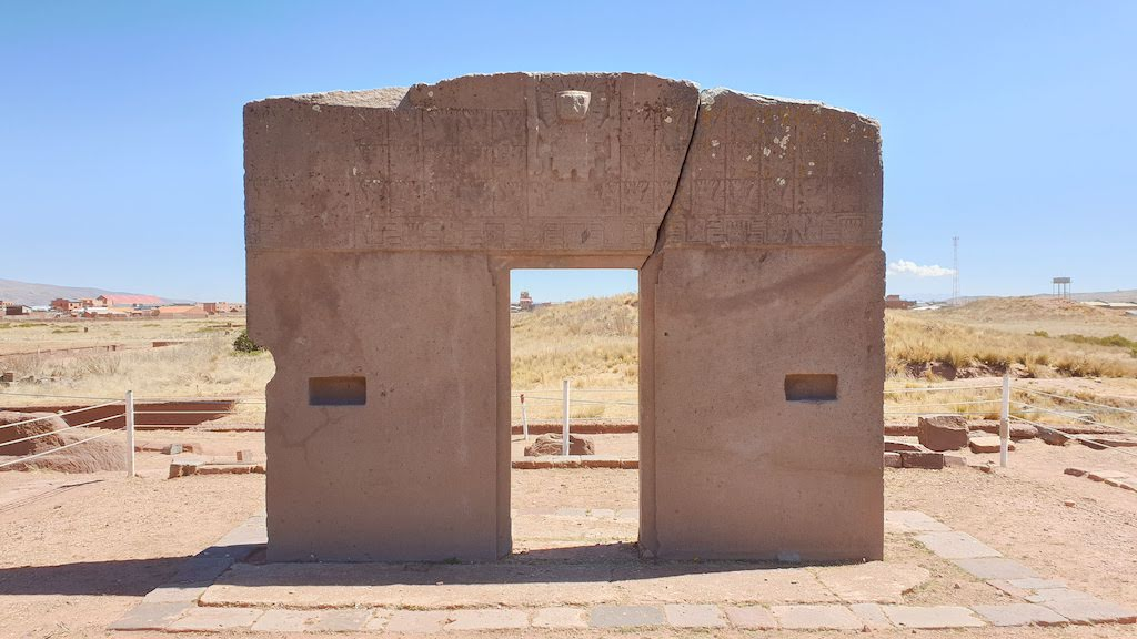 Porte du soleil Tiwanaku