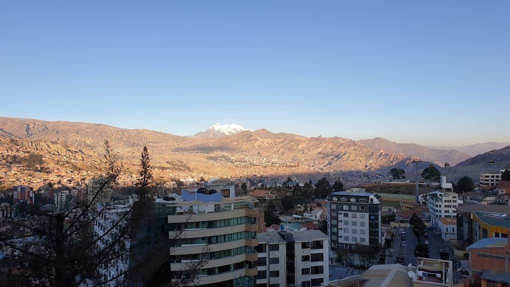 Parque Mirador El Monticulo La Paz