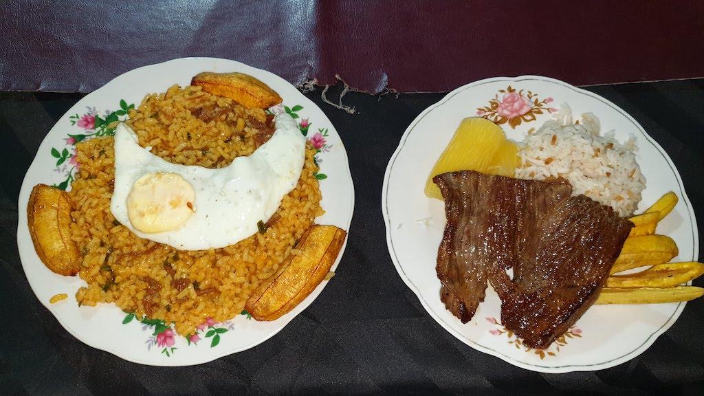 restaurant El Tiluchi Rurrenabaque