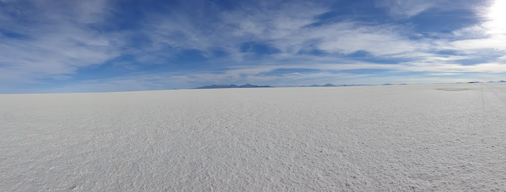 excursion salar Uyuni desierto