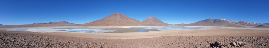 Laguna Verde excursion Sud Lipez
