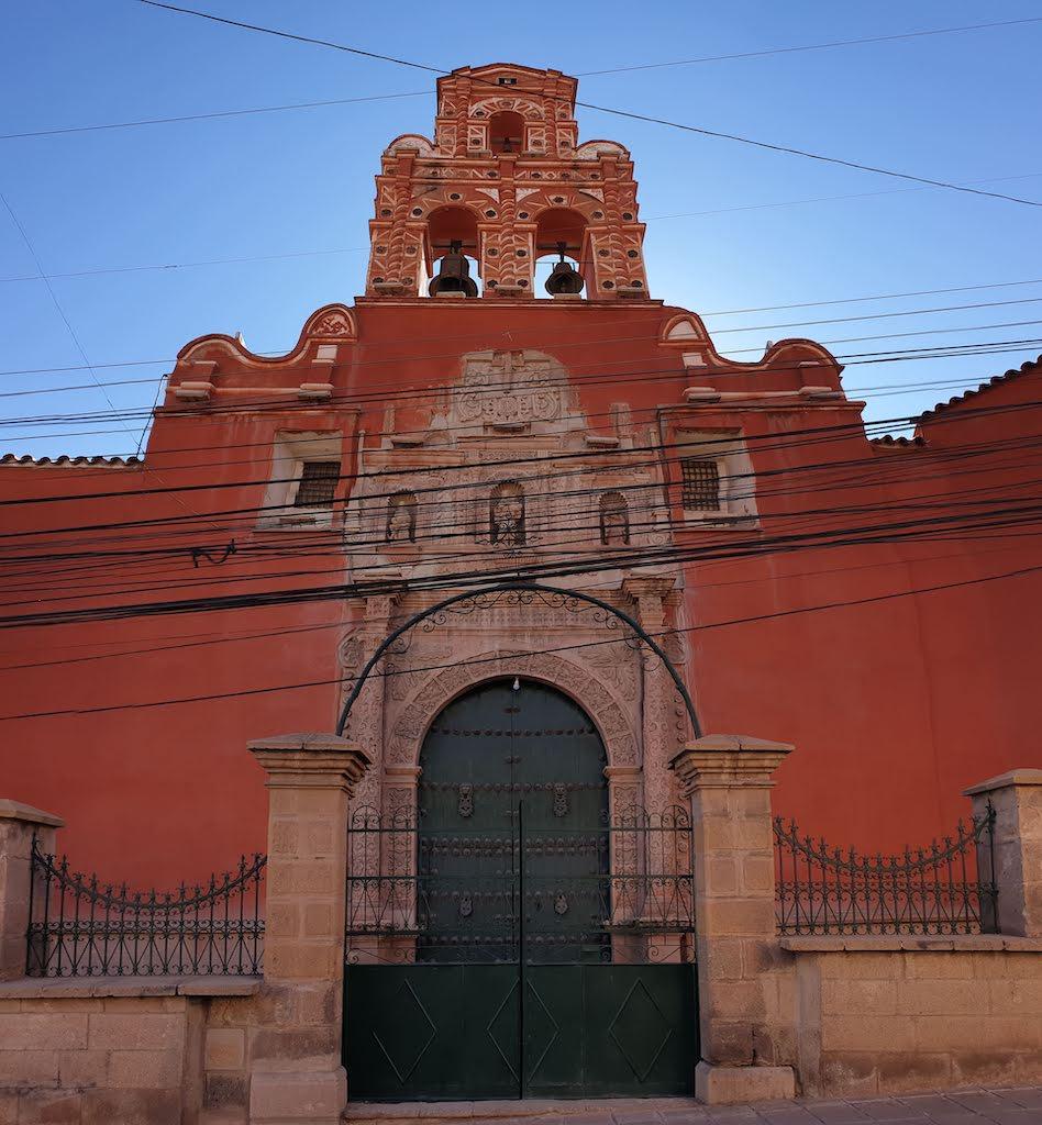 Couvent musée Santa Teresa Potosi