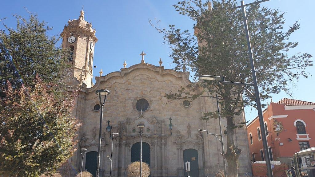 Cathédrale Potosi