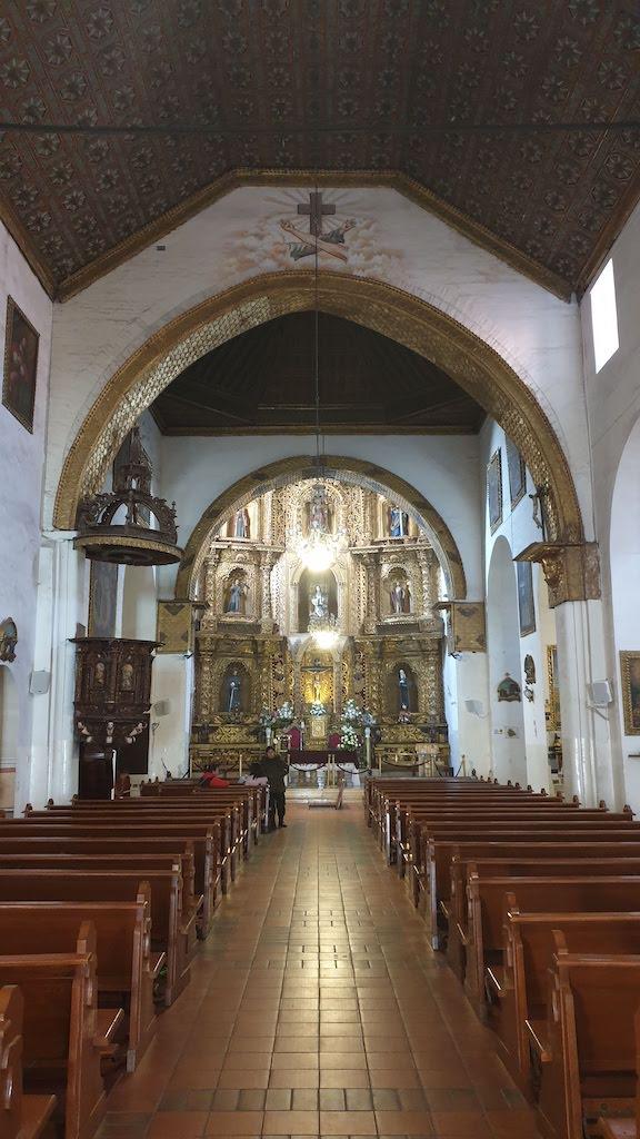 Église San Francisco de Asis Sucre