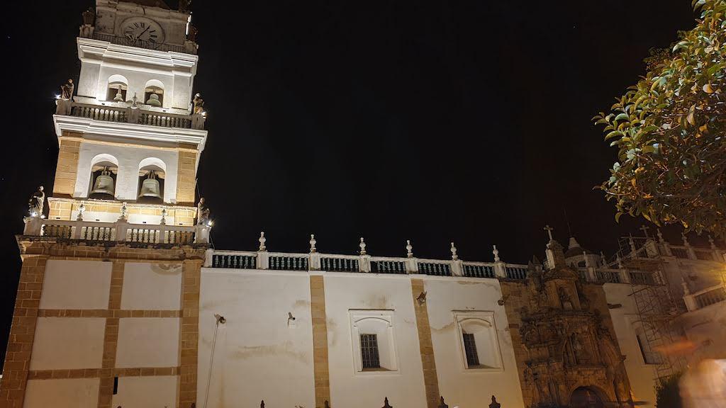 Cathédrale Sucre