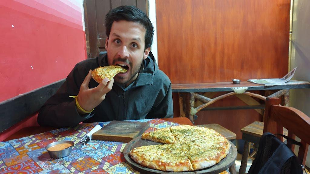 La Pizzeria Samaipata