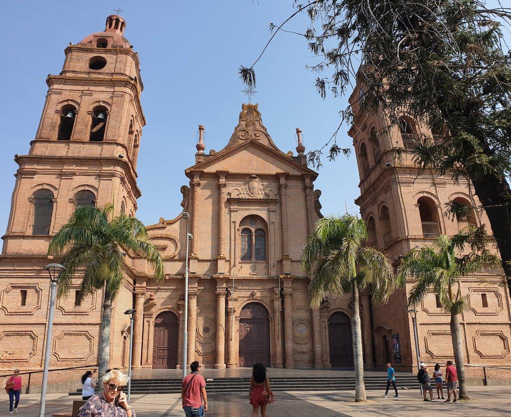 Cathédrale Santa Cruz