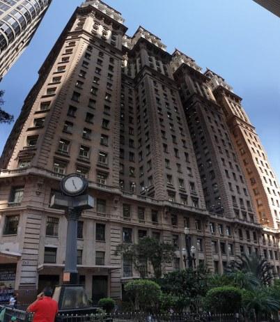 Edificio Martinelli Sao Paulo
