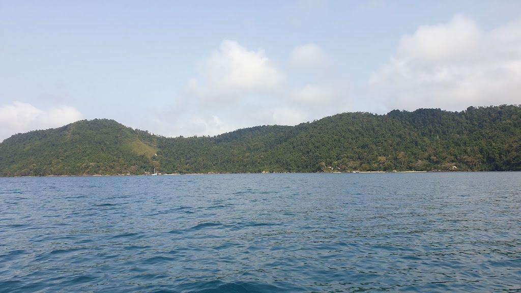 fjord Saco di Mamanga