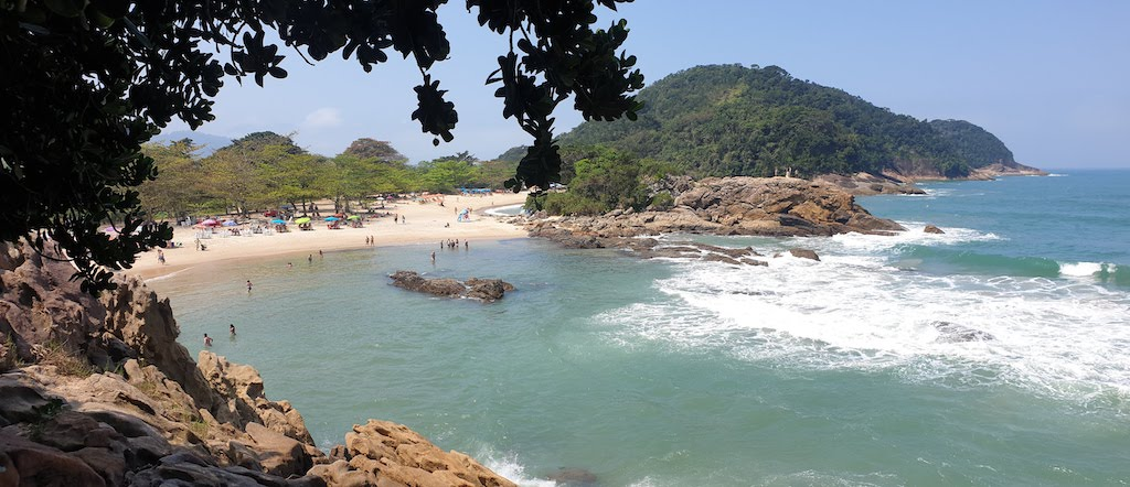 piscine naturelle Cachadaço Trindade