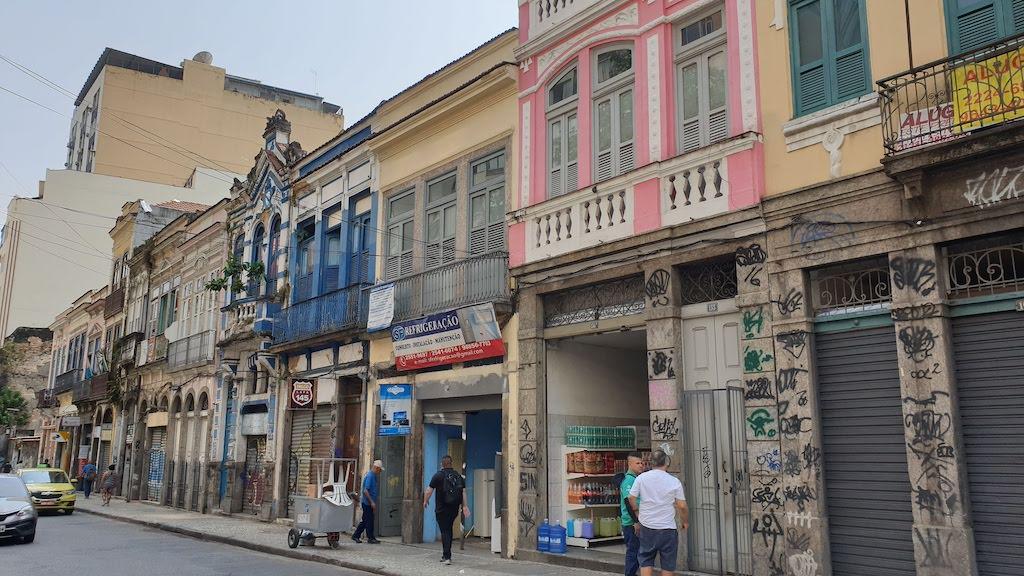 Rua da Lapa Rio