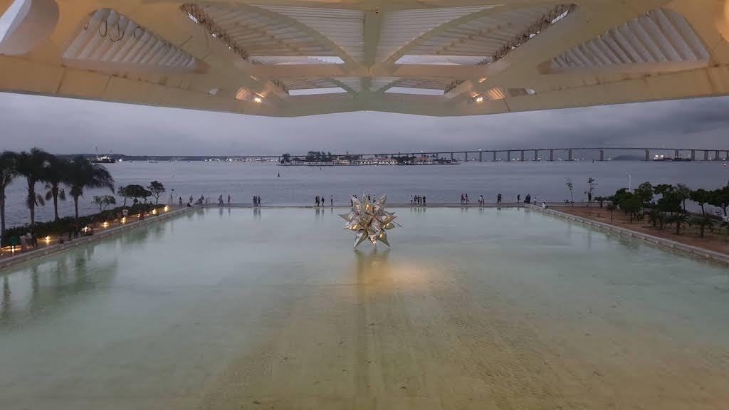musée de demain Rio