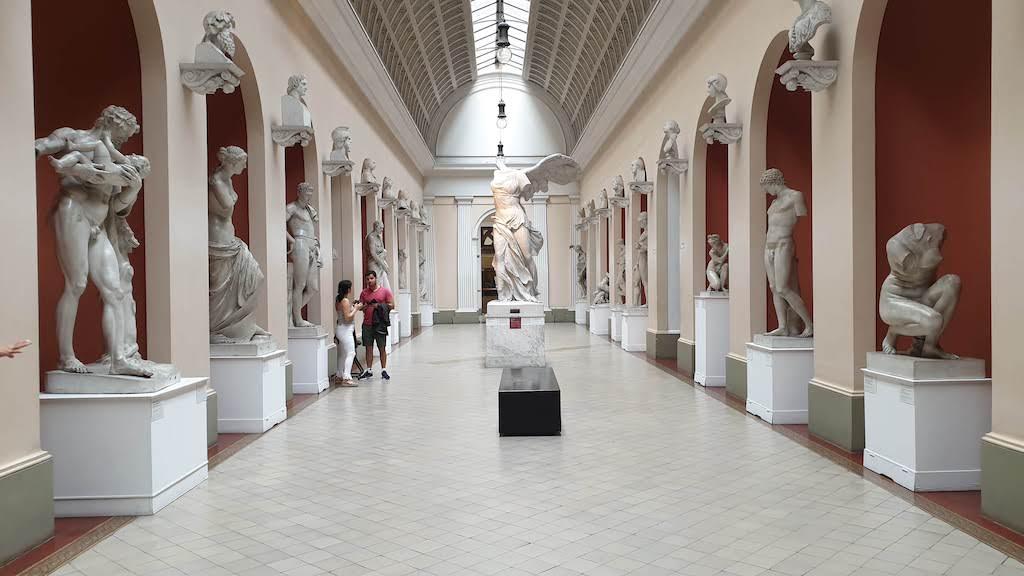 Museu Nacional de Balas Artes Rio