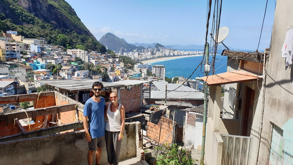 Favela Vidigal Rio