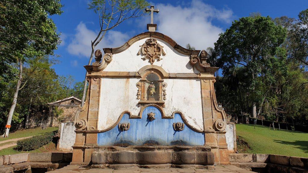 Chafariz de Sao José Tiradentes