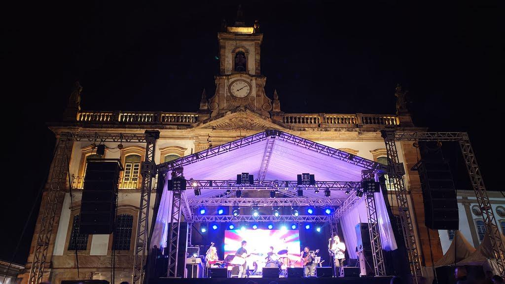 concert jazz Ouro Preto