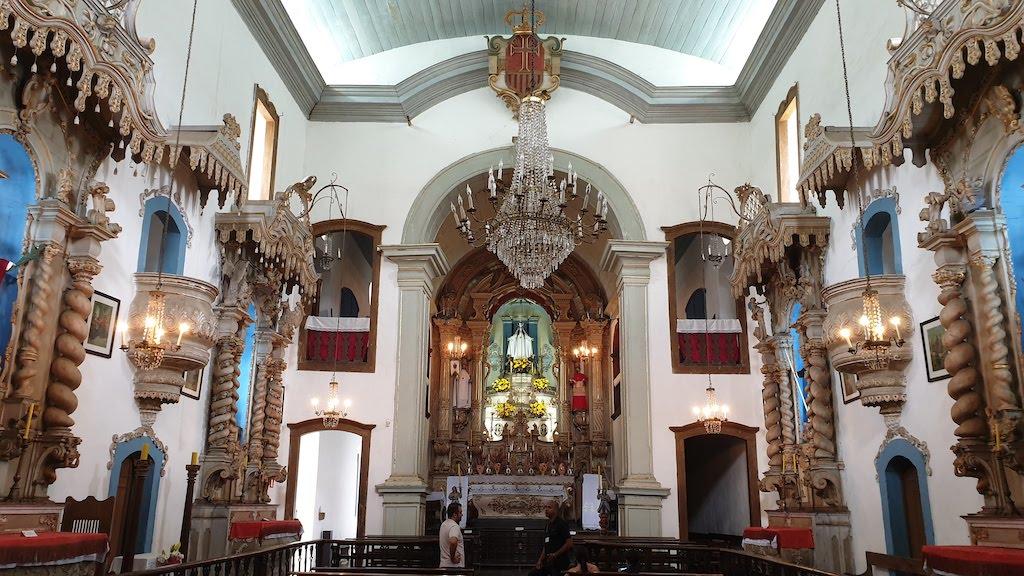 Igreja de Nossa Senhora das Mercês e Perdoes