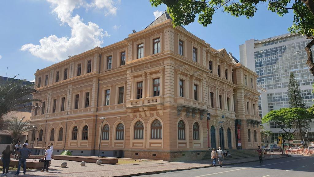Memorial Minas Gerais Vale Belo Horizonte