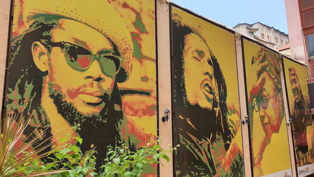 Musée du reggae Sao Luis