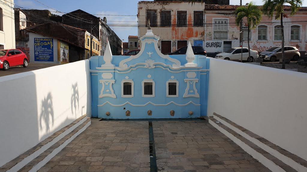 Fonte do Ribeirao Sao Luis