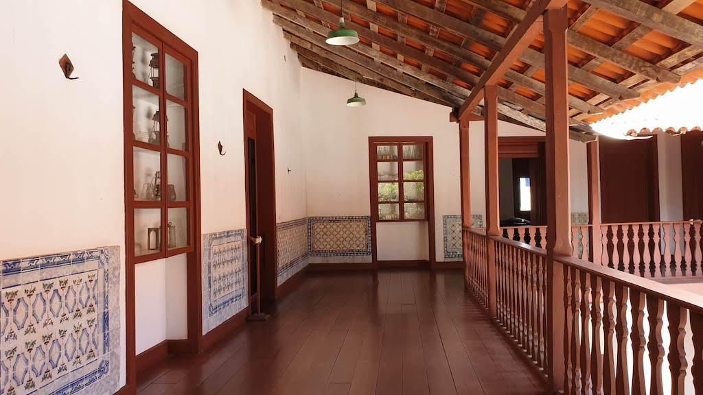 Casa histórica de Alcantara