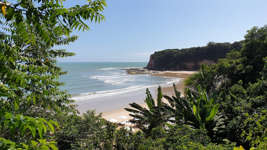 praia Madeiro