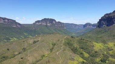 Vale do Pati Chapada Diamantina Bresil