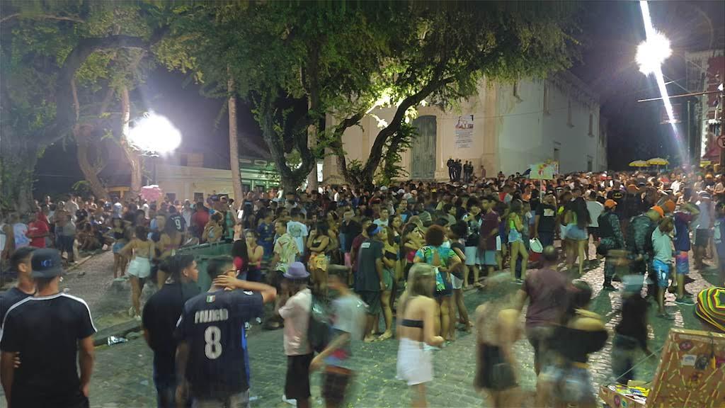 soirée dimanche Olinda