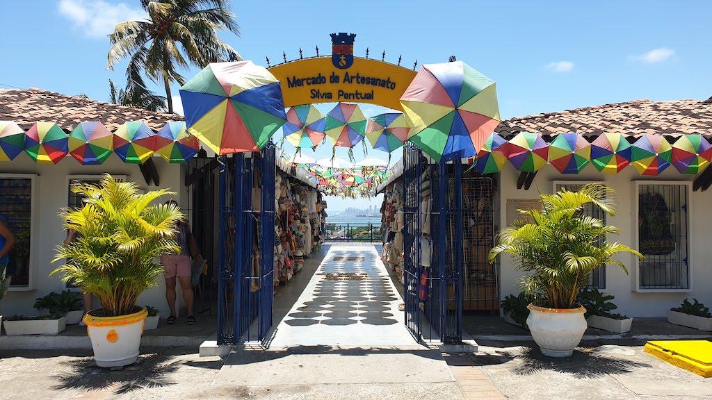 Mercado artisanal