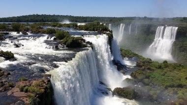 Chutes Uguaçu Bresil