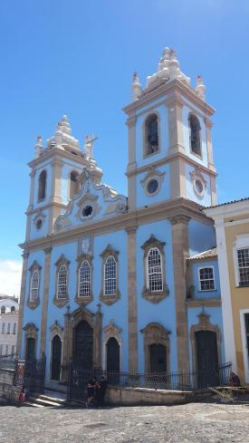 Igreja NS do Rosario dos Pretos