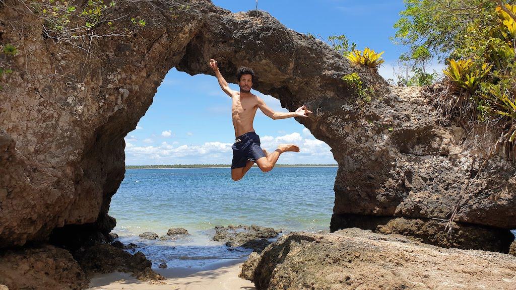 Ilha Pedra Furada Barra Grande